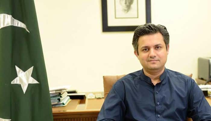 Hammad Azhar PTI