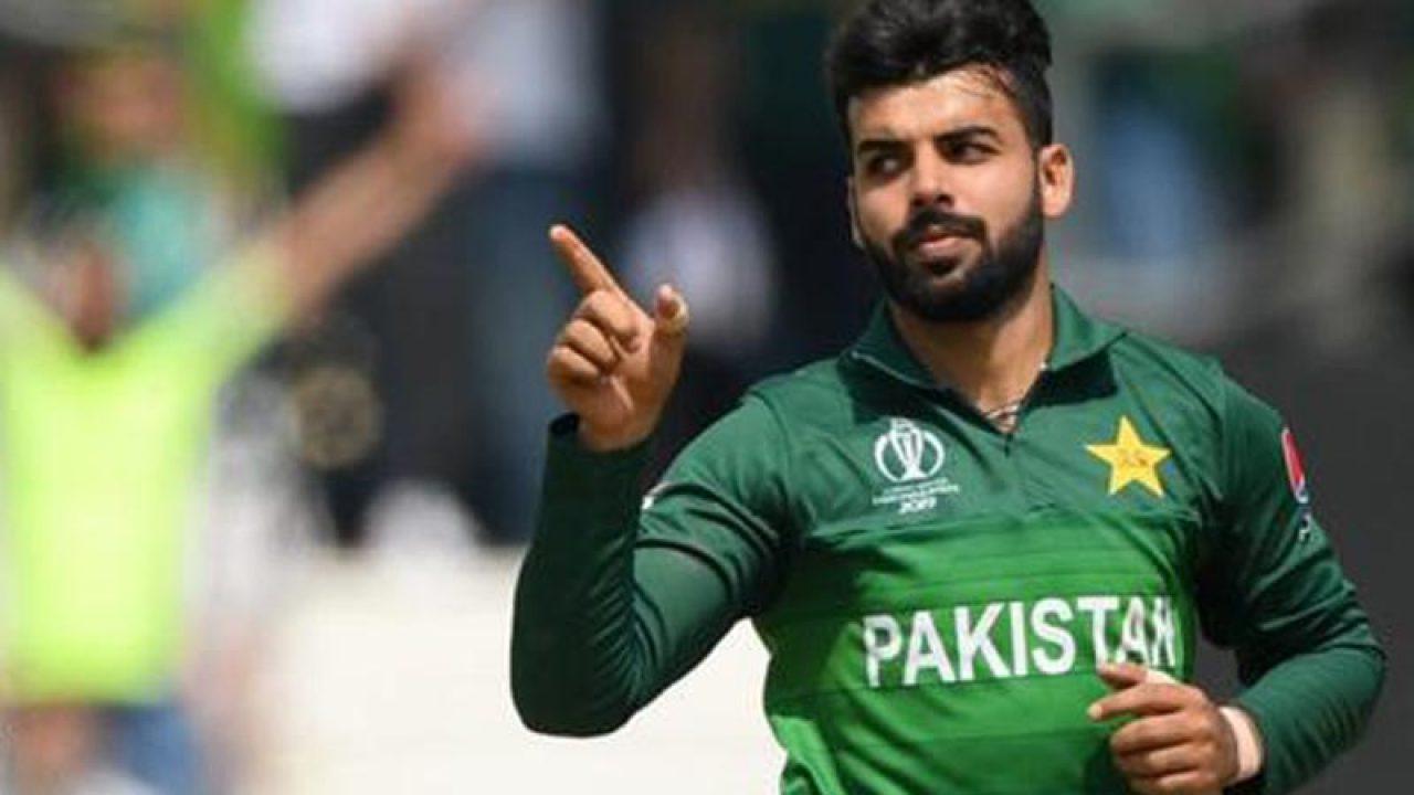 Shadab Khan Cricket
