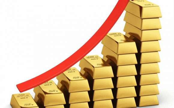 Business Gold Price Up