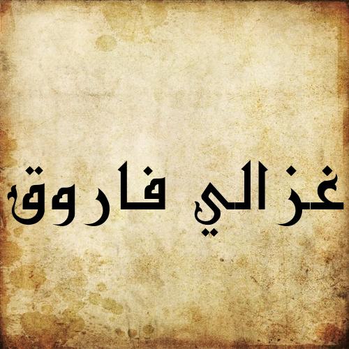 بلاگر غزالی فاروق 1