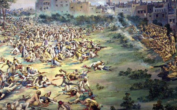 Jallianwala Bagh Massacre 13 4 1919