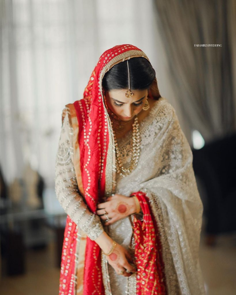 Actor Mohammad Ahmed's Daughter Ties The Knot