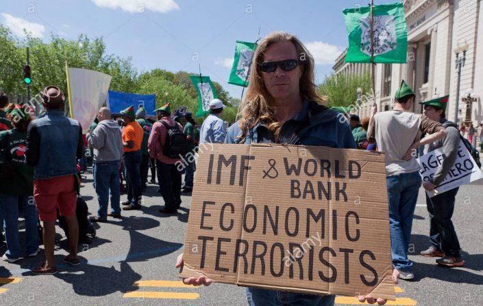 Imf & World Bank Banner
