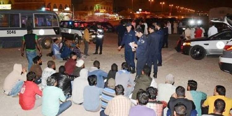 کویت: رہائشی اجازت ناموں کی خلاف ورزی کرنے والوں کی گرفتاریاں روک دی گئیں